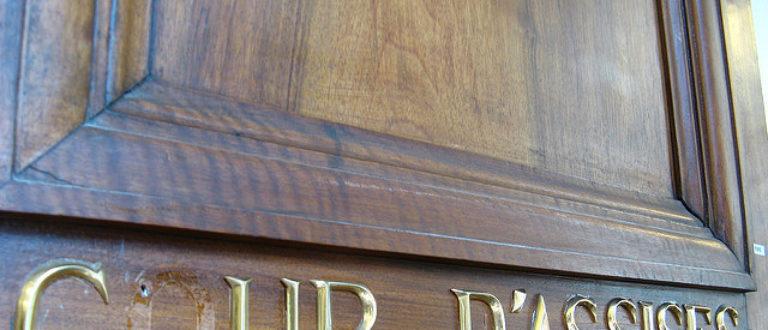 Article : De citoyenne lambda à juré d'assises au Tribunal