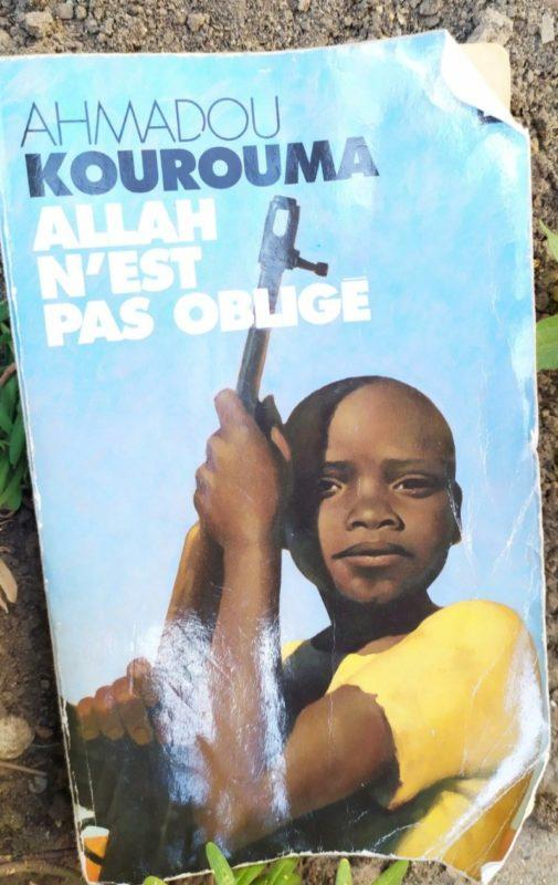 Le roman de l'écrivain ivoirien Ahmadou Kourouma.